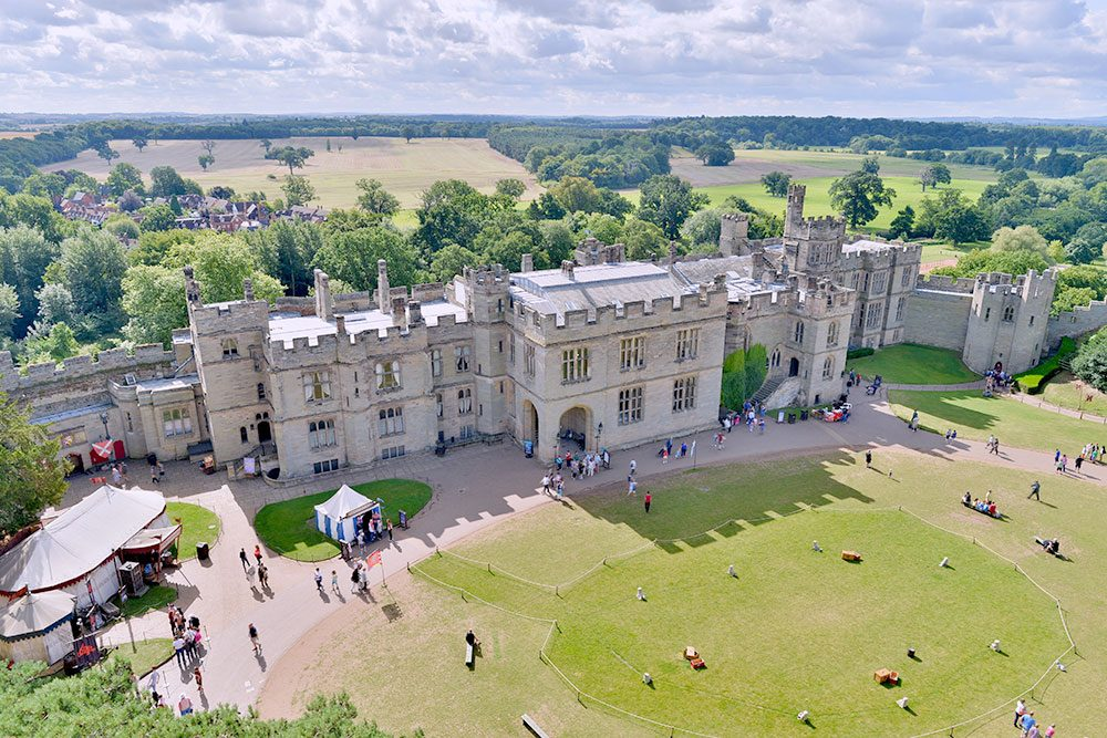Discounted Warwick Castle Tickets