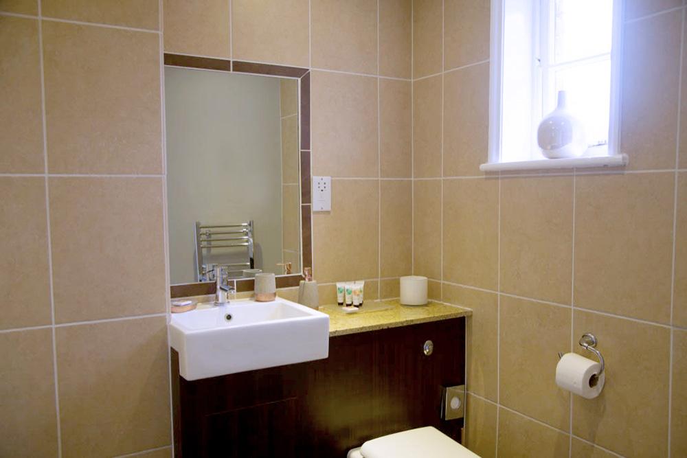 Twin Room En-suite - Warwick Arms Hotel